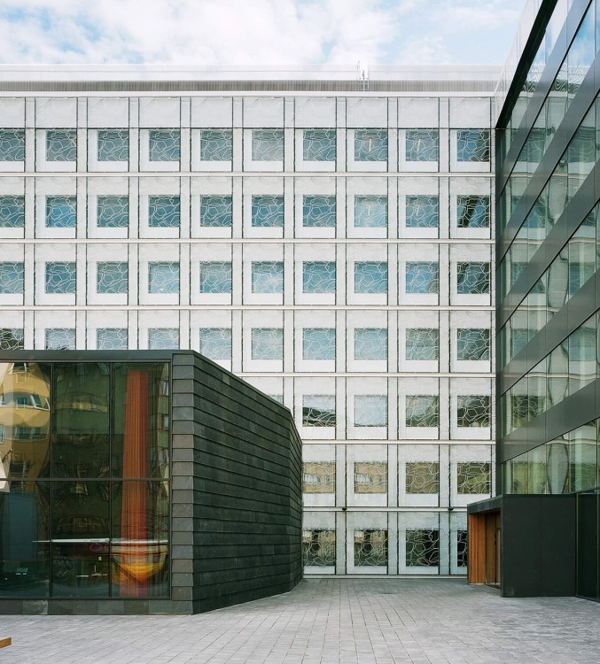 Hakaniemenranta Sarc Architects