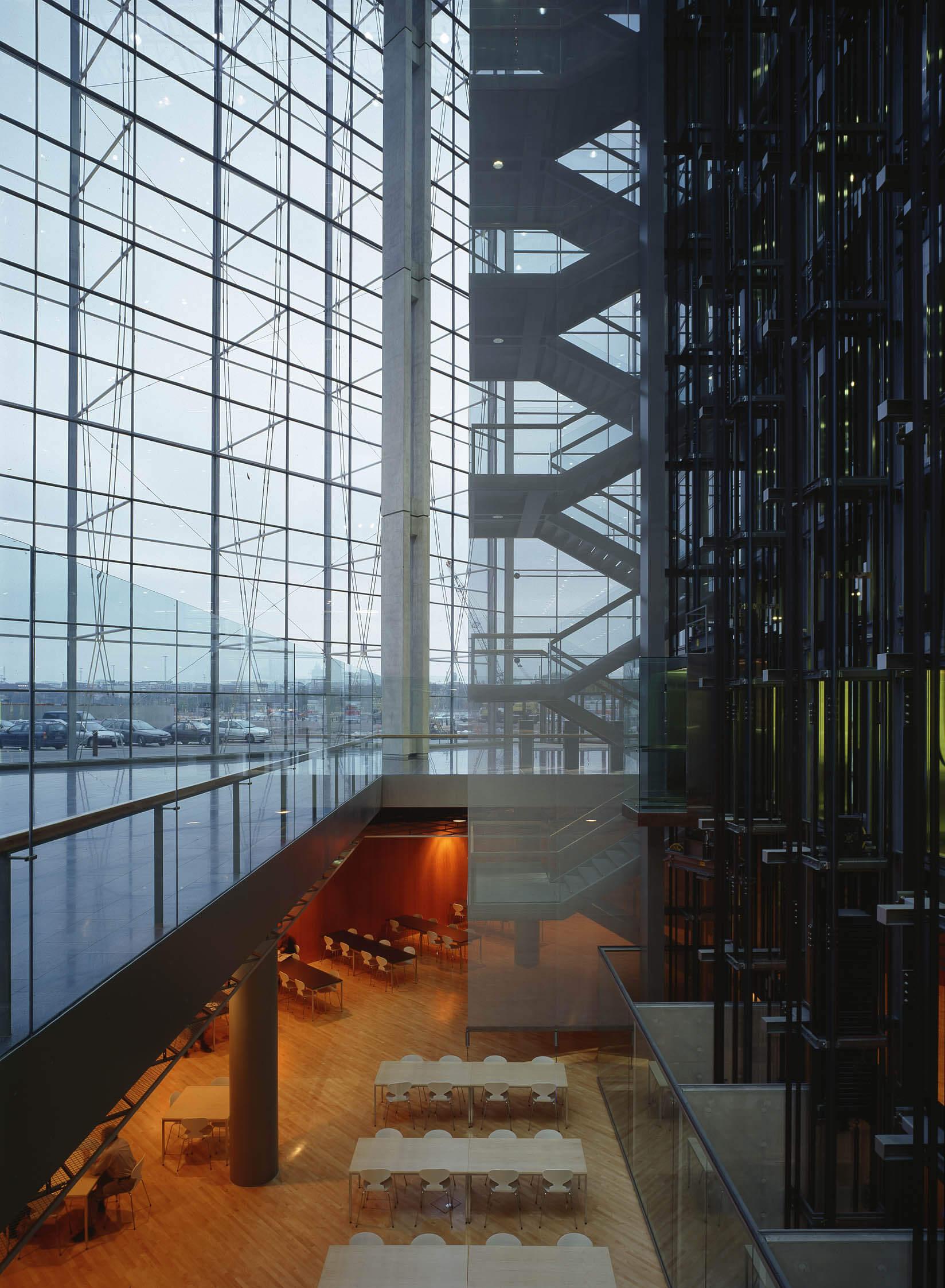 Sanomatalo   SARC Architects