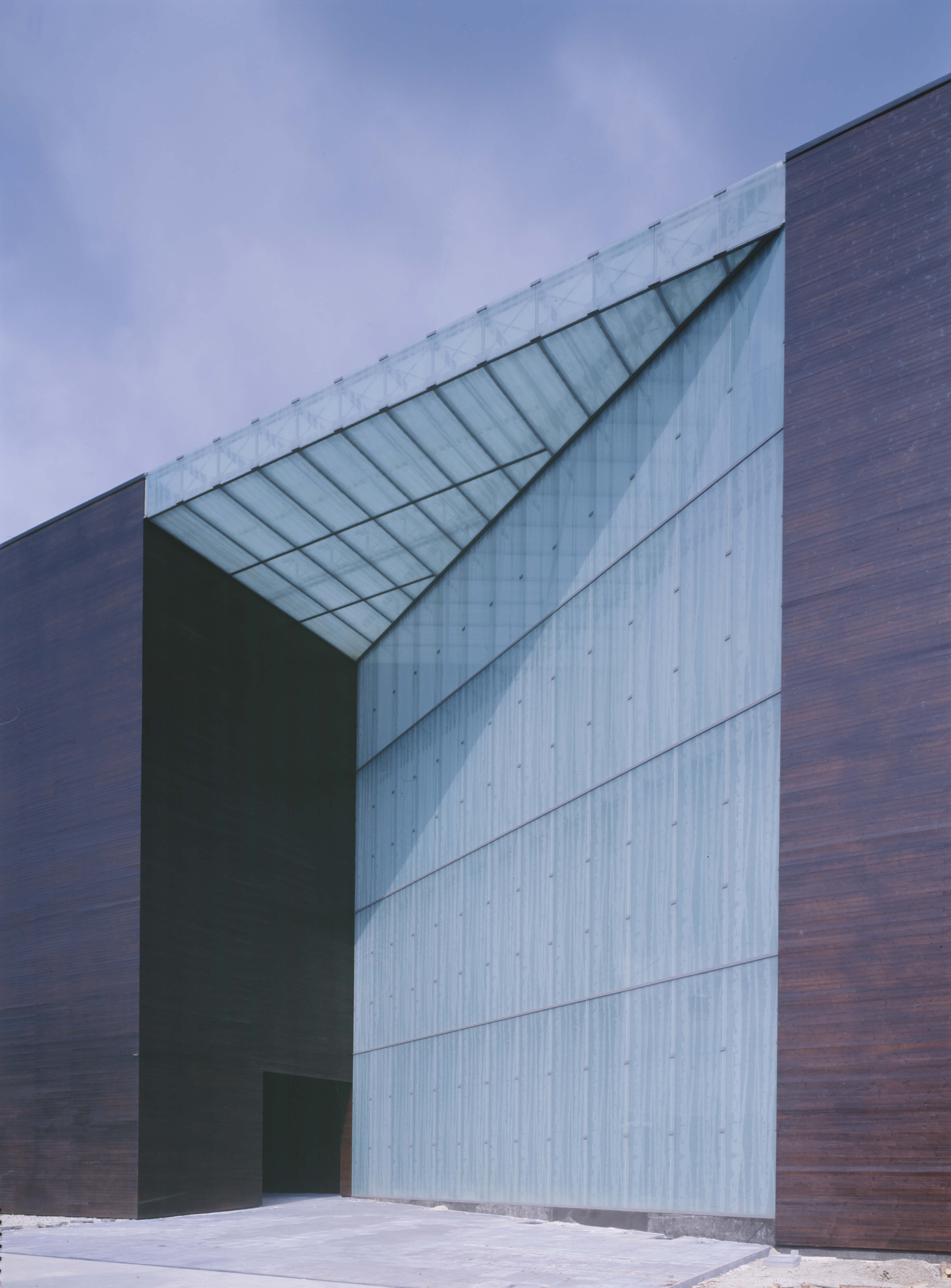 Finnish Pavilion Hannover World Expo 2000 Sarc Architects